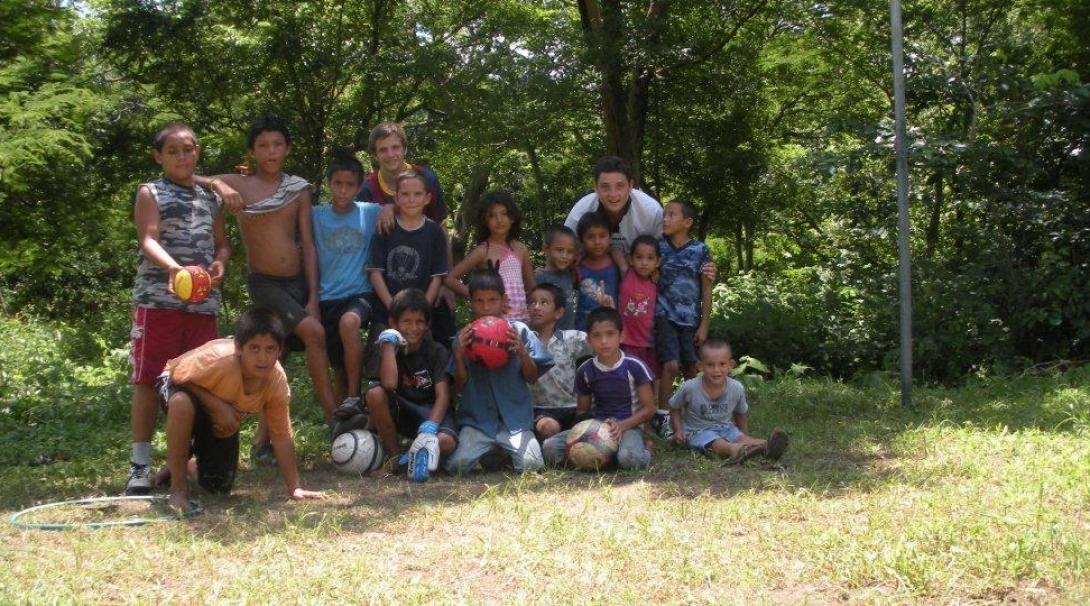 Vadim F au Costa Rica